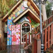 南投清境中的甜蜜小屋~Nina妮娜巧克力工坊