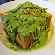 花間蜜 Flowers Honey 義法多國蔬食。藍帶套餐! 絕佳的西式蔬食好美味! (近國父紀念館)
