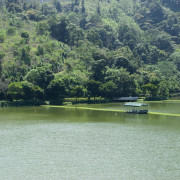 南投 - 埔里鯉魚潭 - 在台灣中心的小小西湖