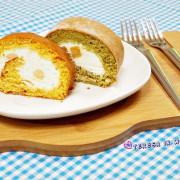[網購宅配] 菠啾花園-團購美食 母親節蛋糕預購!!! 吃得美味、也要吃得健康 ♪地瓜葉蛋糕捲♡番茄蛋糕捲♫