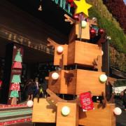 【展覽】勤美誠品x勤美術館x金典綠園道-快來2014聖誕村一同參與玩樂吧~