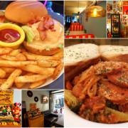 [台北] TEDDYS BURGER 泰迪漢堡。藏身鬧區巷弄裡的美式餐廳 (試吃)