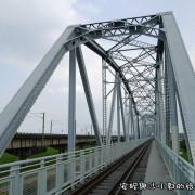 【高雄。大樹】高屏溪舊鐵橋  高雄IG打卡熱點  藍天鐵橋超好拍  下淡水溪鐵橋