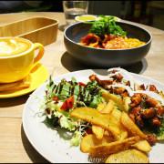 [ 信義安和站美食 ] Fabrica椅子咖啡~咖啡店也有美味餐點,還能享受融入生活中的工藝與設計(內附新菜單)