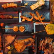 20170502@永和燒鳥串道 平價串燒吃飽飽不傷荷包