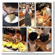 【台北內湖食記】親子友善餐廳 - 覺旅咖啡陽光店。自己找創意動手做料理,不限時還有插座可使用