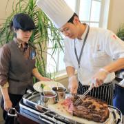 【台南美食推薦】OMG!台南超好吃爐烤牛排,竟藏@奇美博物館,每日限量供應,加上美翻雙層英式下午茶,心靈&味蕾都滿足。