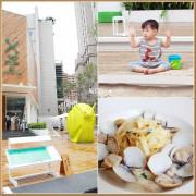 [食記] [台中 – 親子餐廳] [西屯區] 放鬆慢活的親子休憩所 / ㄨ子.X子.叉子餐廳- 蕉DD的初來乍到