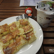 台南永康‧早餐新選擇,泰不一樣的香蕉煎餅~「橘象 泰早安」