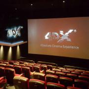 高雄威秀影城4DX震撼開幕@怪物遊戲 Goosebumps