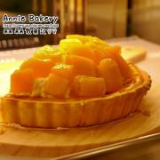 【台北◍•ᴗ•◍士林】美食・Annie Bakery安妮烘培食記|父親節蛋糕推薦-夏季限定芒果生乳起司塔