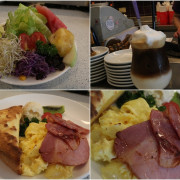 (台南東區)高CP質早午餐-oilily cafe 真材實料、份量十足 假日要現場等喔