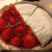 板橋火車站 橘村屋蛋糕店 ~巧克力和草莓的美味擁抱