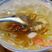 《甜湯》台南。清水堂愛玉專賣店~限量版甜湯,晚來早到攏呷嘸!