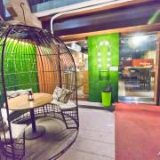 【吃喝.台北】你試過在鳥籠裡用餐嗎?鳥籠餐廳~燄Move Deluxe/義式餐廳、早午餐