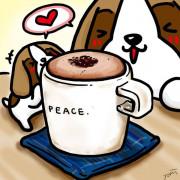 高雄 小描咖啡Meow Cafe 好喝的法芙娜熱可可 近文化中心捷運站