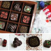 【南投清境】Nina妮娜巧克力工坊。聖誕交響曲傳遞暖暖的幸福