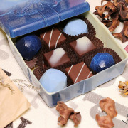 【羽諾宅配美食】清境妮娜巧克力工坊❤父親節推薦宅配美食❤溫馨兒女情 感恩爸爸節