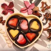 【羽諾宅配美食】清境妮娜巧克力工坊❤情人節宅配美食推薦❤浪漫七夕 愛戀一生