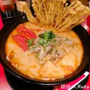 【台北市中正區 / 泰式料理 / 北車微風】瓦城大心令我驚豔連湯都喝個精光的好吃