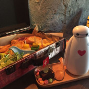 捷運松江南京✿TankQ✿不是行李箱 是超大份早午餐!!