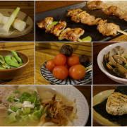 【雲林虎尾】★三輪仔★巷弄中的日式居酒屋 日式 美食 串燒 酒戶 居酒屋 烏龍麵 烤飯糰