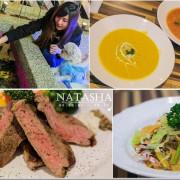 台北。信義│莎莎莉SASALI PASTA~擁有許願池的特色餐廳。適合家人情侶朋友同事間共享美食的最佳餐廳選擇【寵物友善】