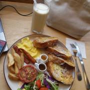 [台中]小家朝食Homey brunch 早午餐/咖啡/輕食