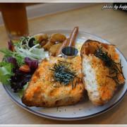 [台中科博館]房子比食物更有味道的老宅早午餐★小家朝食