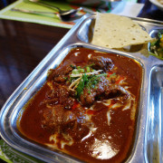【台北中山│食記】馬友友印度廚房~好吃的烤餅與咖哩