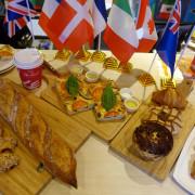 Bake Culture貝肯庄-南京三民麵包店,世界麵包分享日透過麵包去旅行,以平實的價格品嚐各國的特色料理