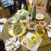 捷運忠孝敦化 ✿ 醜比頭的祕密花園 ✿ 又醜又可愛~ 不小心就點成醜比頭滿漢全席!!