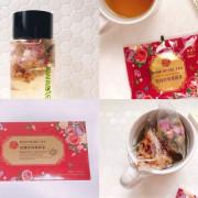 【宅配】30元當貴婦阿華師茶業玫瑰花、冷泡茶,雙茶包設計添加紅棗枸杞好幸福 (ノ∀`♥)