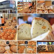 『高雄。日光巴黎手作麵包』~手感烘焙、麵包界的雙B等級