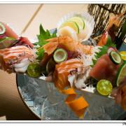 【台北】天八日式居酒屋(總店)。生魚片、握壽司