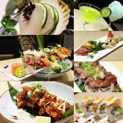 台北.中山~生魚片、炙燒牛小排、韓式炸雞、創意壽司卷、調酒~天八日式居酒屋總店(試吃)