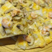 哈克廚房‧海鮮用料精彩的薄餅、義大利麵和燉飯,笑傲松菸義式美食寶座!!!