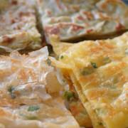【食記】上豐蔥抓餅@免解凍免放油的輕鬆料理 4分鐘就能上桌的快狠準