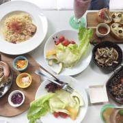 <口碑體驗>【台中。食】蔬果研究室 // 適合帶追求養生的長輩來用餐