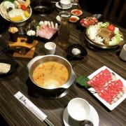 <口碑體驗>【台中。食】良沐鍋物//環境日式用餐舒適會想再去幾次