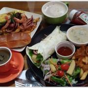 [台中|西區。Butter Brunch&cafe 巴特2店 工業風人氣早午餐]