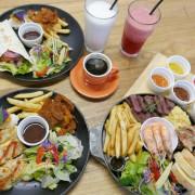 【台中餐廳】Butter 2 Brunch&cafe 巴特2店 清爽活力早午餐|台中西區早午餐推薦