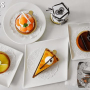 """[約訪] 台南‧彩妝師的香奈兒甜點""""西菲斯法式精品甜點Siblings House"""""""