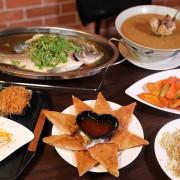 68食堂 料多實在 超平價的桌菜、外燴首選 新店物超所值餐廳 一條整鱸魚只要$280