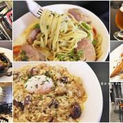 [高雄中央公園站]Trattoria del CHA CHA-令人驚豔的義式餐點+本土品牌掌門精釀啤酒~