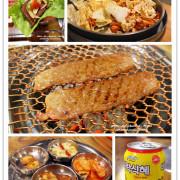 ◎【春川達卡比 (2店)】就是要烤肉之..炭烤牛排,還有火辣達卡比+牽絲起司~想吃,排隊先!