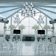 台中新景點玻璃教堂。球愛物語景觀婚禮會館。戶外室內夢幻場景浪漫破表。高檔食材無敵夜景約會勝地