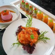 【食-新竹竹北】Sushi Vogue 壽司窩(紐約·新和食)♥美日混搭蹦出料理新滋味♡視覺與味覺的雙重體驗