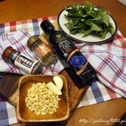 料理 ☞ 假日悠閒創意早午餐!!! 想不到『有機冷壓亞麻籽油』也可以這樣使用~❤