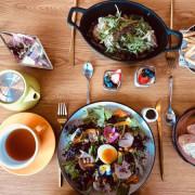 [台中] T.R Kitchen法式早午餐大坑店重新出發兼具健康美味 歐風環境浪漫好拍照